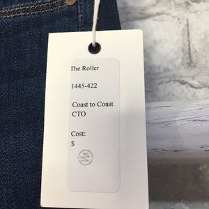 MOTHER Jeans - Mother The Roller Coast to Coast Flare Jeans